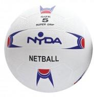 NYDA Rubber / Nylon Netball 5