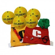 World of Sport Netball Kit