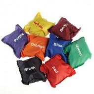 Colour Flat Bean Bags (Set...