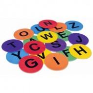 Marking Spot Discs Alphabet...