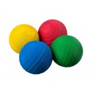 WOS Rubber Juggling Balls
