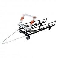 Hurdle Trolley -  30 IAAF...