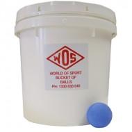 Bucket of Racquet Balls