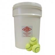 Bucket of Half Court Tennis...