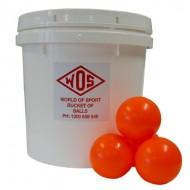 Bucket of 25 Sof-Crosse Balls