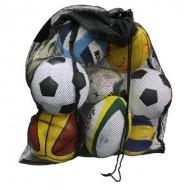 WOS Black Mesh Carry Bag
