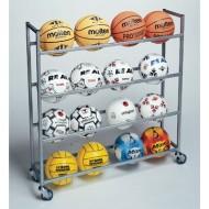 WOS Portable Ball Rack...