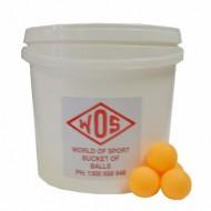 Bucket of 72 Table Tennis...