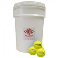 Bucket of 72 HEAD Coaching...