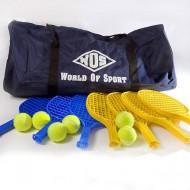 World of Sport Mini Tennis Kit