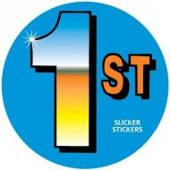 30mm Place Stickers - (x100)
