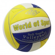 WOS PU Soft Touch Volleyball