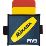 Mikasa Referee Cards & Wallet