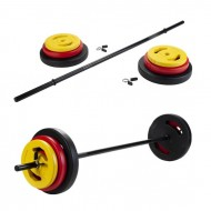 Cement Barbell Set - 20kg