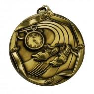 Track 60mm Medal