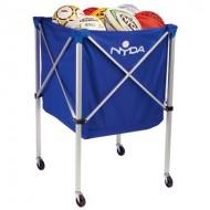 NYDA Ezy Fold Ball Trolley