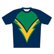 Sublimated Rugby League...