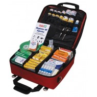 Large Sports First Aid Kit...