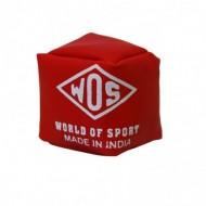 WOS Vinyl Cube Bean Bag 5cm