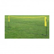 NYDA Ezy Fold Badminton Net...