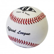 WOS Leather Baseball