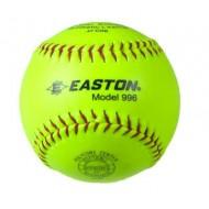 "12"" Easton 996 Neon Softball"