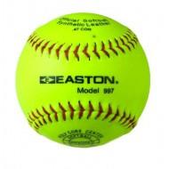 "11"" Easton 997 Neon Softball"