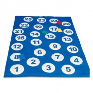 Step and Count Mat