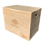 WOS 3 in 1 Wooden Plyo Box