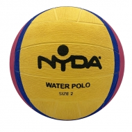 NYDA Pro Waterpolo Ball Size 2