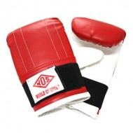 WOS Gym Gear Curved Bag Mitts