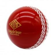 WOS Soft Cricket Ball - 142grm