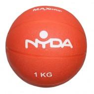 NYDA Medicine Ball Rubber