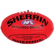 Sherrin Soft Touch AFL Ball