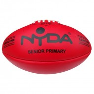 NYDA Leather Match Football