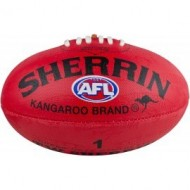Sherrin A/R Synthetic AFL Ball