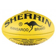 Sherrin KB Yellow Veg Tan 5