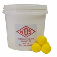 Bucket of 60 Moulded Yellow...